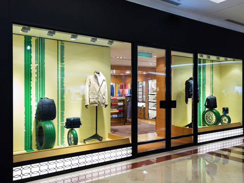 Phoenix Commercial Glass Entrances Storefront Systems