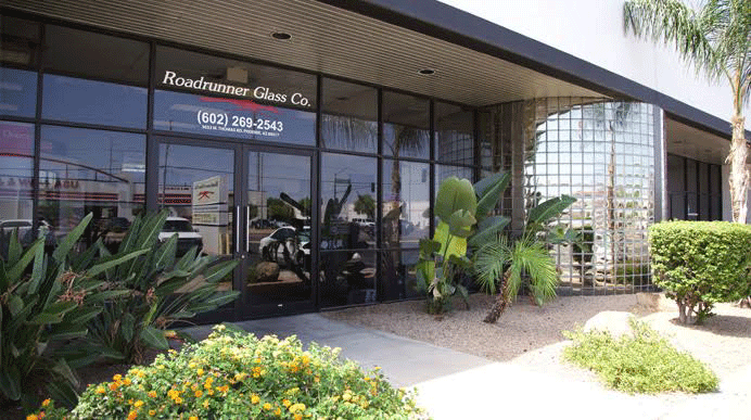 Roadrunner Glass Co Headquarters