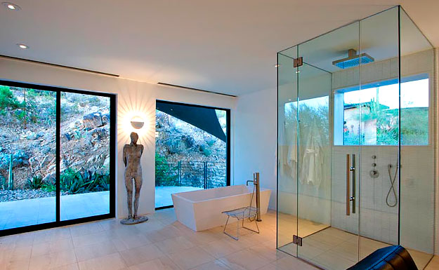 Glass Shower Doors & Enclosures